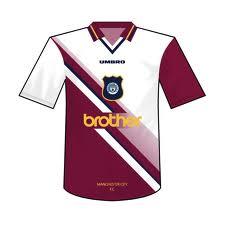 MCFC reserve kit 1996