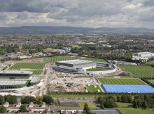 Manchester City Etihad Training Complex
