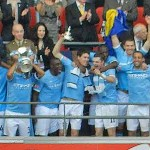 Manchester City wins the FA-cup 2011