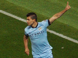 Aguero with another great goal