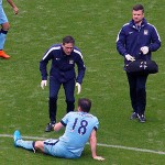 Lampard injured