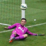 Lloris saves