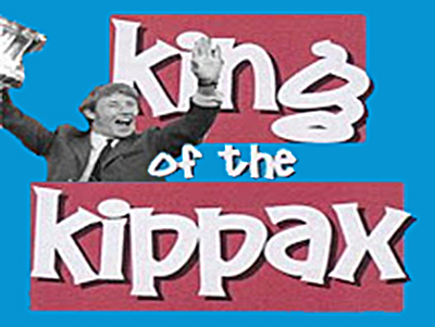 King of the Kippax Fanzine