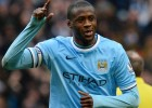 Yaya Toure for Manchester City