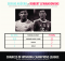 MCFC vs Bayern Munich Infographics