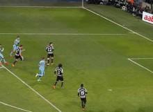 Silva blasts home 5-0