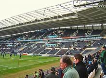 KC Stadium Hull City