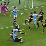 Aguero scores