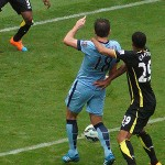 Lampard is fouled