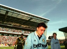 Gio Kinkladze after the Liverpool game